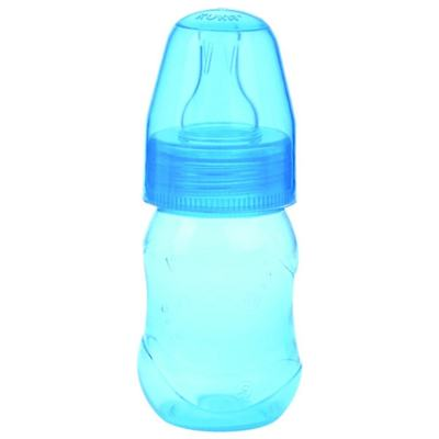 Mamadeira Kuka Aquarela Bico Universal - Azul | 70ml