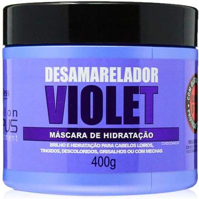 Máscara De Hidratação Opus Salon - Violeta | 400g