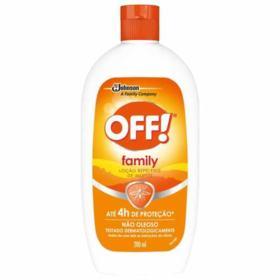 Repelente Off! Family - Loção | 200ml