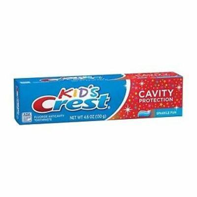 Creme Dental Crest Kids - Tutti-Frutti | 130g