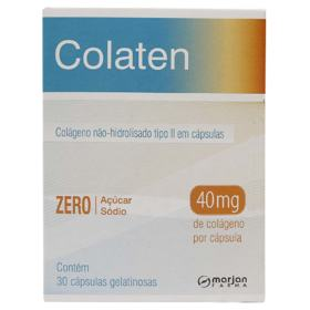 Colaten - 40mg | 90 comprimidos