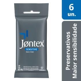 Preservativo Camisinha Olla - Sensitive   6 unidades