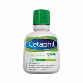 Loção Hidratante Cetaphil - Pele Normal a Seca | 59mL