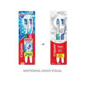Escova de Dente Colgate Whitening - Macia | 1 unidade | Leve 2  Leve 2 Pague 11