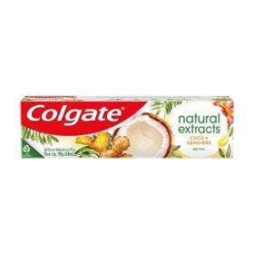 Creme Dental Colgate - Natural Extracts Detox | 90g