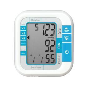 Monitor de Pressão Arterial de Pulso Multilaser - HC204 | 1 unidade