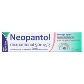 Neopantol Pomada - 50mg | 30g