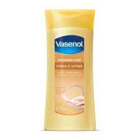 Hidratante Vasenol Hidratação Total - Mãos e Unhas   200ml
