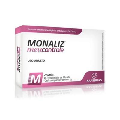 Monaliz Meu Controle - 30 comprimidos