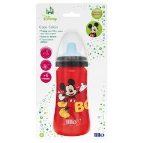 Copo de Treinamento Lillo Colors Disney - Mickey | 300ml