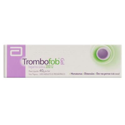 Trombofob Gel - 200UI   40g