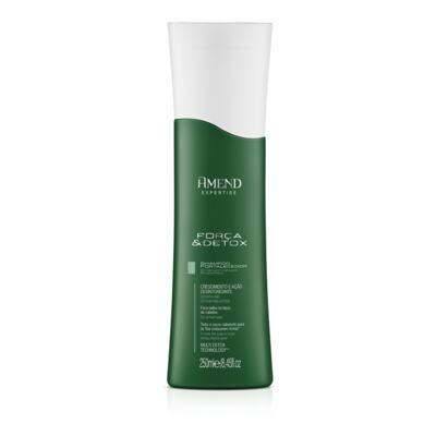 Shampoo Fortalecedor Amend - Força e Detox | 250mL