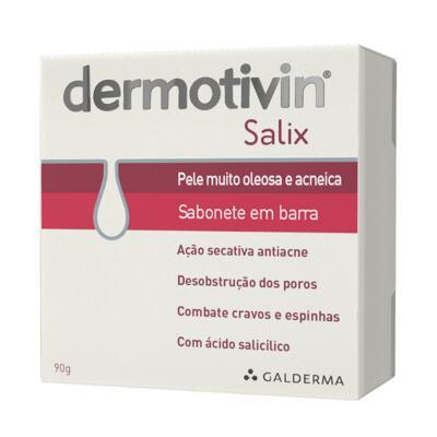 Sabonete Galderma Dermotivin Salix - barra   90g