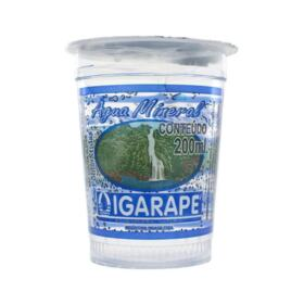 Água Mineral Igarapé - sem gás, copo | 200mL