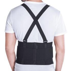 Cinta Protetora Kestal Costas e Cintura - Tamanho G, preto | 1 unidade