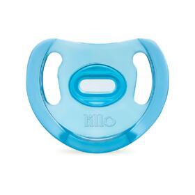 Chupeta Soft Comfort 100% Silicone Azul Lillo - 0 à 6 Meses | 1 Unidade