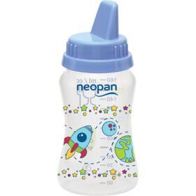 Neopan Copo Educativo Decorado - Azul | 160ml