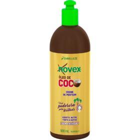 Creme De Pentear Novex - Óleo de Coco   500ml