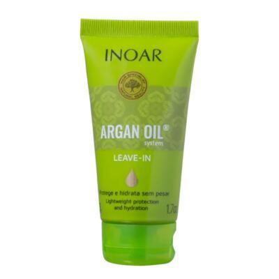 Leave-in Inoar - Argan Oil System   50g