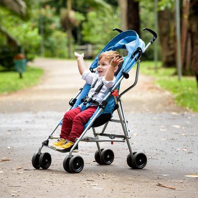 Imagem 7 do produto Carrinho de Bebê Guarda-chuva Weego Way Azul