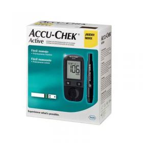 Kit para Controle de Glicemia Accu-Chek Active