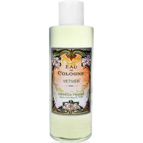 Vetiver Eau de Cologne Jardin de France - Perfume Unissex - Eau de Cologne - 240ml
