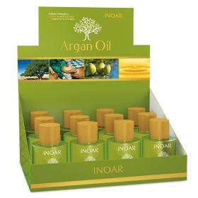 Inoar Argan Oil - Óleo de Tratamento Capilar - 12x 7ml