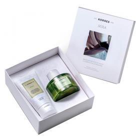 Mira Korres - Feminino - Deo Parfum - Perfume + Creme Corporal - Kit