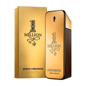 1 Million De Paco Rabanne Eau De Toilette Masculino - 50 ml