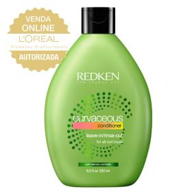 Redken Curvaceous Conditioner - Condicionador - 250ml