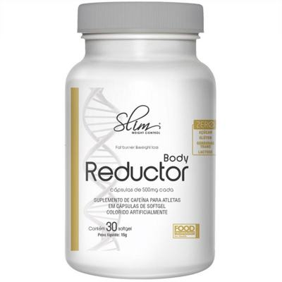 BODY REDUCTOR 30 CAPS SLIM  (TIME RELEASE) -