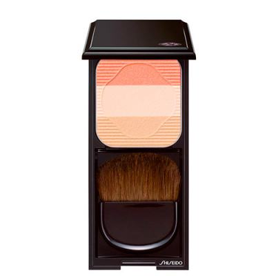 Imagem 1 do produto Face Color Enhancing Trio Shiseido - Blush - OR1