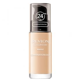 Colorstay Pump Combination/Oily Skin Revlon - Base Líquida - Sand Beige