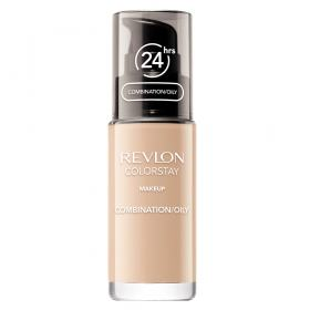Colorstay Pump Combination/Oily Skin Revlon - Base Líquida - Nude