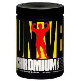 Chromium Picolinate 100 Cápsulas Universal Nutrition