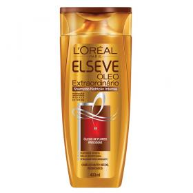 L'Oréal Paris Elseve Óleo Extraordinário Nutrição Intensa - Shampoo - 400ml