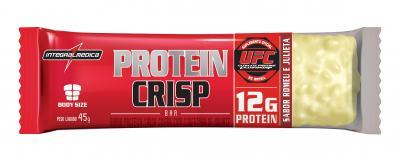 Protein Crisp 45g – Integralmedica - Romeu e Julieta