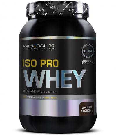 Isopro Whey 900g - Probiótica - Chocolate