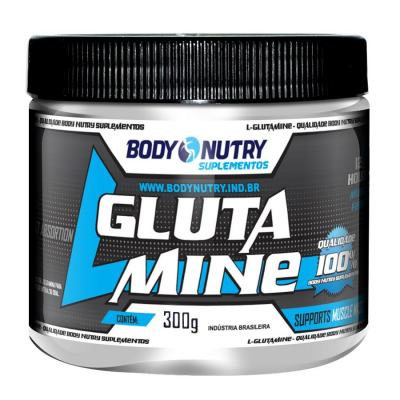 Glutamina 300g - Body Nutry