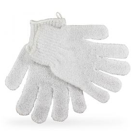 Luva Esfoliante - Océane Exfolianting Gloves - White