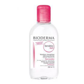 Sensibio H2O Solução Micellare Demaquilante Bioderma - Demaquilante - 2x 250ml