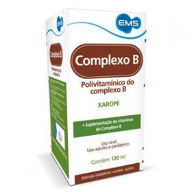 Complexo B Xarope 120mL
