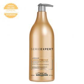 L'Oréal Professionnel Absolut Repair Cortex Lipidium - Shampoo Reconstrutor - 1500ml