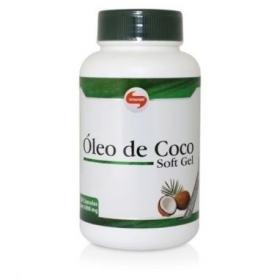 Óleo de Coco 120 Cápsulas - Vitafor