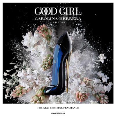 Imagem 4 do produto Good Girl Carolina Herrera - Perfume Feminino - Eau de Parfum - 80ml