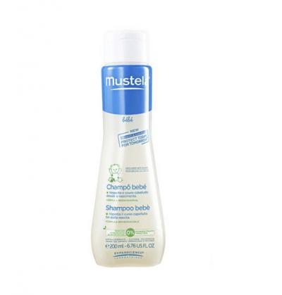 Mustela Shampoo Bebe